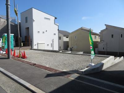 【外観】池田市畑3丁目 土地 3号地