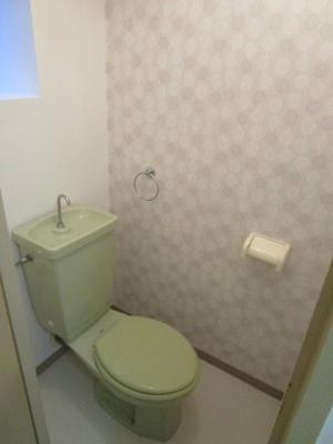 【トイレ】ベルトピア福岡Ⅱ