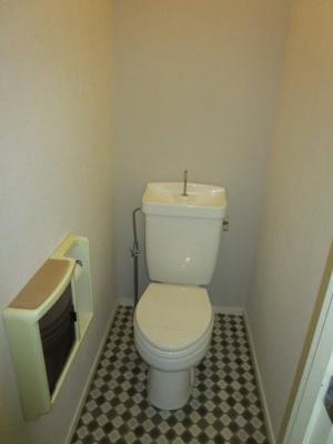 【トイレ】ユニティやよい坂