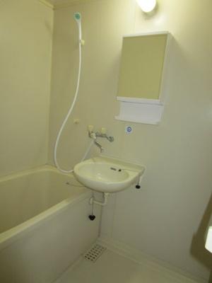 【浴室】ユニティやよい坂