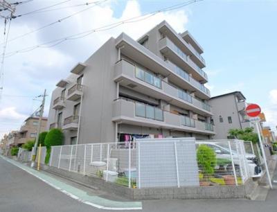【現地写真】 鉄筋コンクリート造6階建て♪ 総戸数34戸♪
