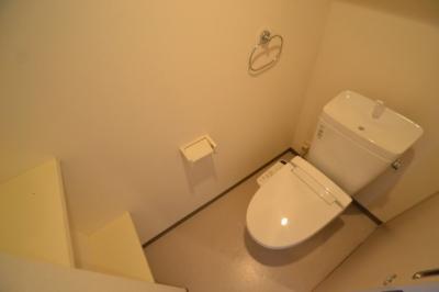 【トイレ】サンコート青谷