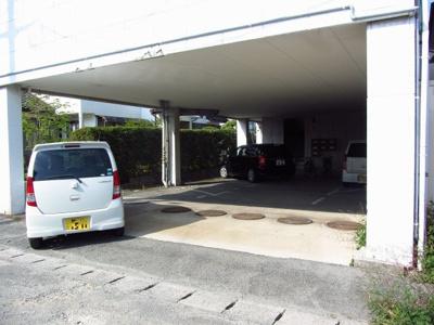 【駐車場】ベアコーポ