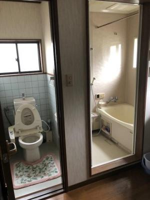 【トイレ】北区衣笠赤阪町 売中古戸建