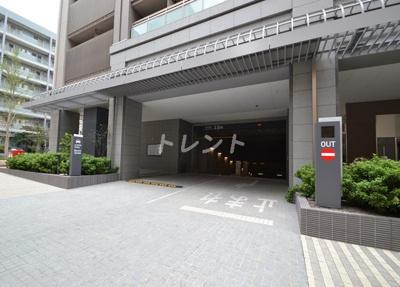 【駐車場】富久クロスコンフォートタワー【TomihisaCrossComfortTower】