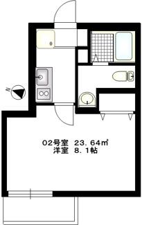 b'CASA Yokohamaminami