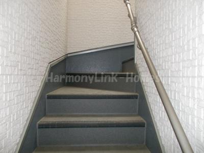 ローレス ガーデンの階段