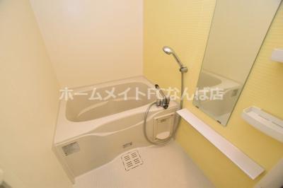 【浴室】WING TERRACE MINAMIHORIE
