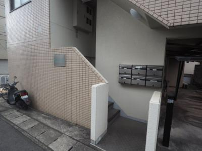 【エントランス】ソレアード