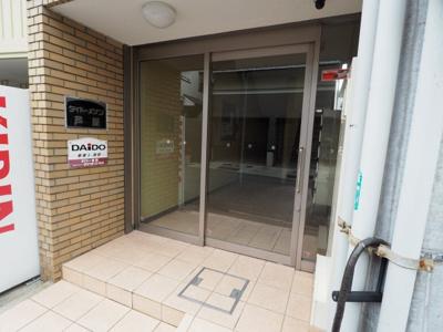 【エントランス】ダイドーメゾン芦屋