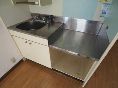 【キッチン】ダイドーメゾン芦屋