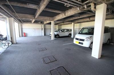 【駐車場】フォレストマンション