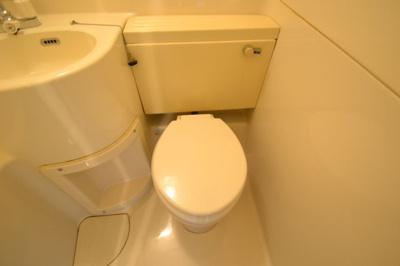 【トイレ】ダイドーメゾン御影3