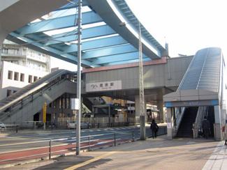 豊洲駅です