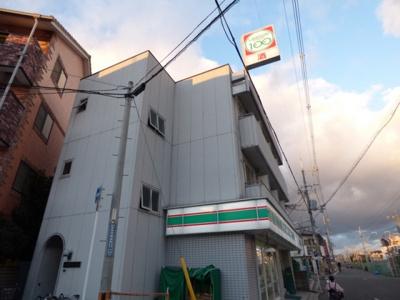 【外観】山崎第8マンション