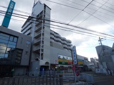 【周辺】山崎第8マンション