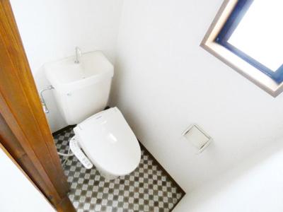 【トイレ】サニープレイス曳馬