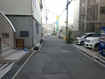【駐車場】山崎第1マンション