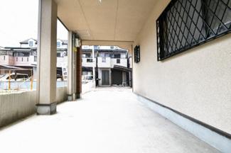 大阪市内で駐車2台可能です♪