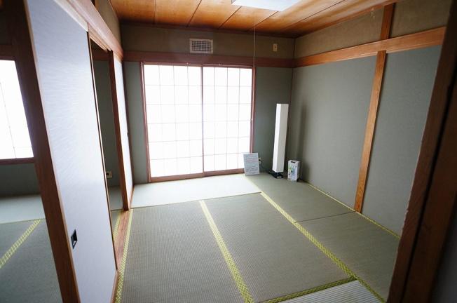 【和室】コーポ川岸 B棟
