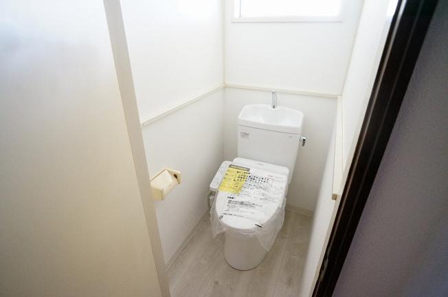 【トイレ】コーポ川岸 B棟