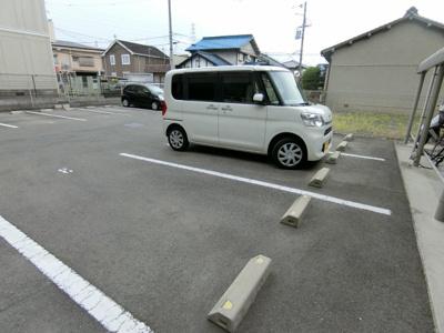 【駐車場】BONHEUR下島