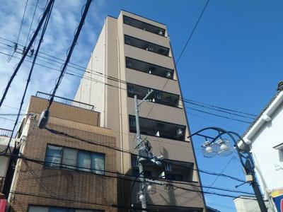 【外観】アームスコート若江岩田