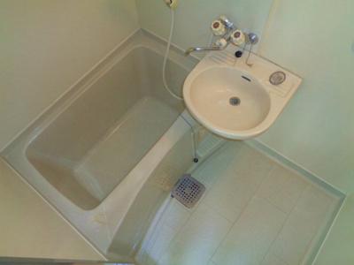 【浴室】ミハママンション