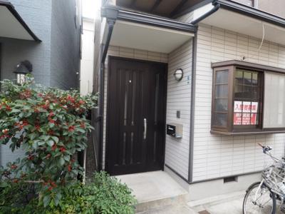 【エントランス】田中町3丁目戸建