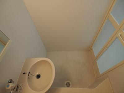 【浴室】タマキビル