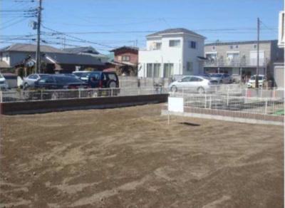 【外観】藤沢市鵠沼海岸7丁目 売地