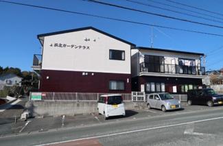 【外観】浜松市一棟アパート満室賃貸中10.0%