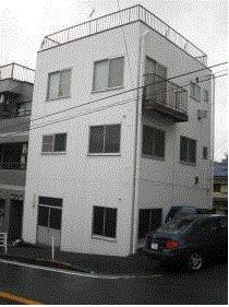 【外観】大口駅8分 1階路面店舗事務所