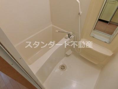 【浴室】シャンティ千歳