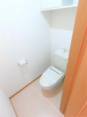 【トイレ】ラッキークローバー