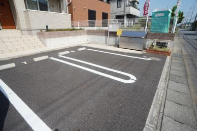 【駐車場】グレイスハーモニー