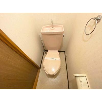 サクセスビルのトイレ