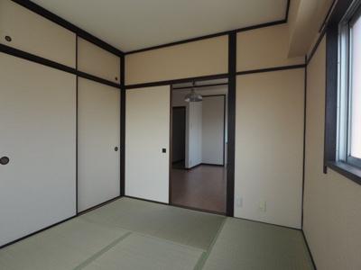【寝室】デンハイツ