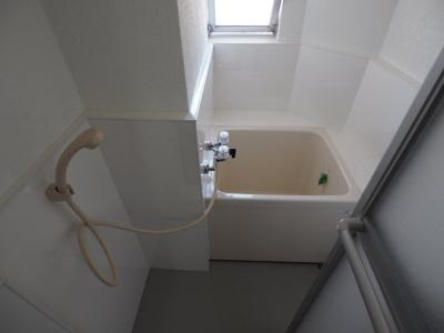 【浴室】デンハイツ