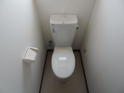 【トイレ】デンハイツ