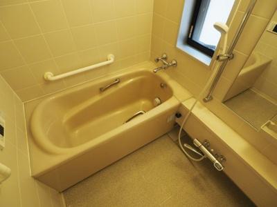 【浴室】東急ドエル・アルス住吉本町