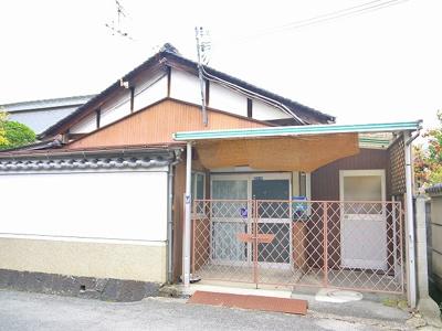 【外観】大安寺店舗・事務所