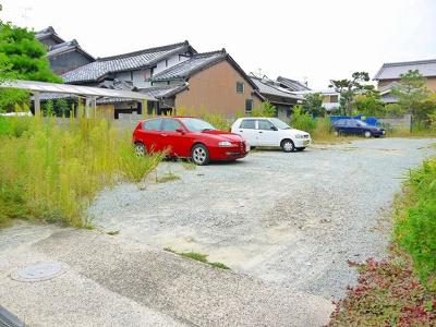 【駐車場】大安寺店舗・事務所
