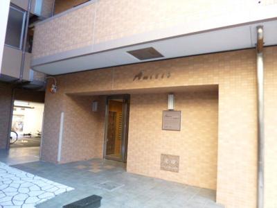 【エントランス】アミティエ船橋駅前