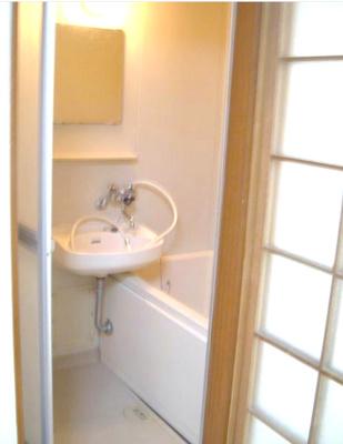 【浴室】ハイムサツキ