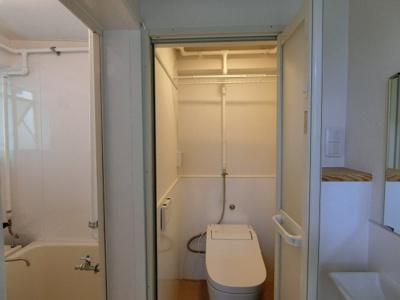 【トイレ】オリーブⅡ