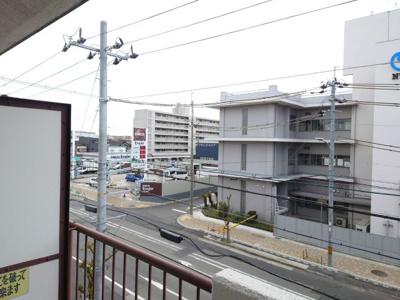 【展望】加島第3マンション