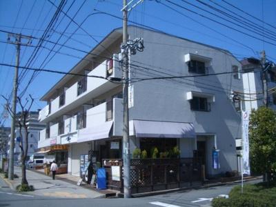 【外観】加島第3マンション