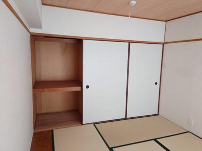 【和室】加島第3マンション