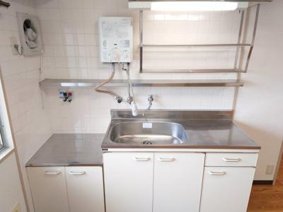 【キッチン】加島第3マンション